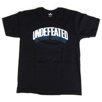 Undefeated: Grand T Shirt - Black