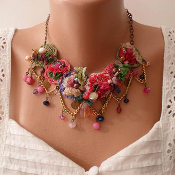 Colorful Necklace - Speacial Design...