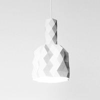 DISCONTINUED / faceture light shade in white