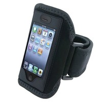 Insten Gym Running Sport Armband Case Compatible With iPhone 4 4G OS4 IOS4 iPhone 4S AT&T, Sprint, Version 16GB 32GB 64GB
