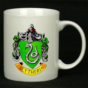 SLYTHERIN CREST For Ceramic Mugs Coffee *