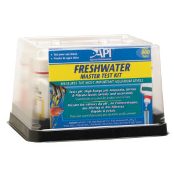 API® Freshwater Aquarium Master Test Kit | Test Kits | PetSmart