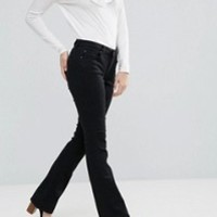 Only Royal Retro Flared Jeans at asos.com
