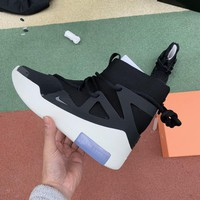Jerry Lorenzo x Nike Air Fear of God 1 Black #AR4237-001