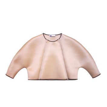 Space Cocoon / Pink Champagne Neoprene
