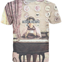 Trust No Bitch Umbridge T-Shirt *Ready to Ship* - Small