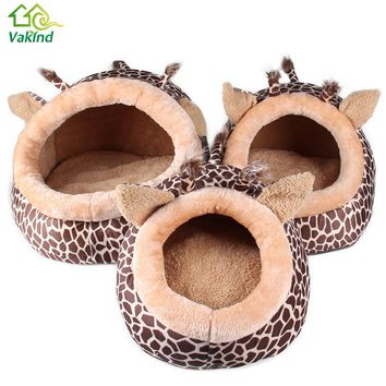 Soft Warm Sleeping Bag House for Small/Medium Dog Cats