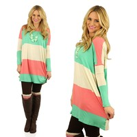 Waiting For Watermelon & Sunshine Tunic