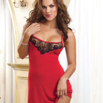 So Soft 'n Sexy Jersey Sleepwear Chemise