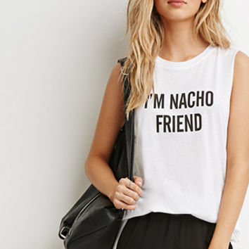 Nacho Friend Muscle Tee