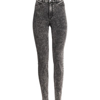 H&M - Slim-fit Pants High waist