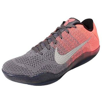 Nike Men's Kobe XI Elite Low (Easter Pack) Drk Grey/Vlt-Brght Mng-Crt Purp  Nike kobe