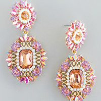 Blissful Romance Earrings