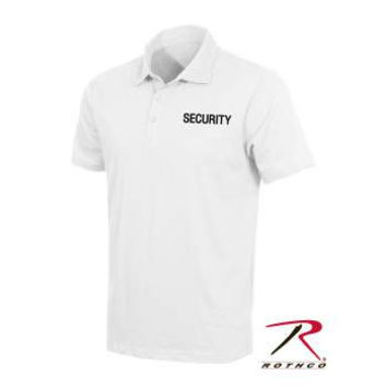 Law Enforcement Printed Polo Shirts