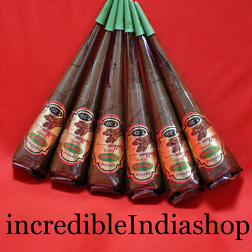 Henna cones,Fresh handmade big jumbo Special henna Cones,Herbal ,Tattoo, Body Arts,Fresh Stock!! temporary body art exclusively for wedding!