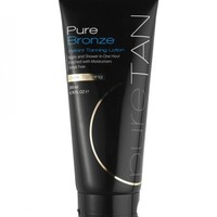 Pure Bronze Dark Instant Tanning Lotion