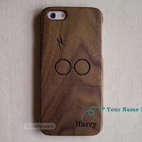 Harry Potter iPhone 5 case, Wood iPhone 6 case, Custom iPhone 5S case, Wood iPhone 5C, Harry Potter iPhone 4s case, Wood iPhone case - B9