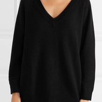 T by Alexander Wang - Oversized wool and cashmere-blend sweater