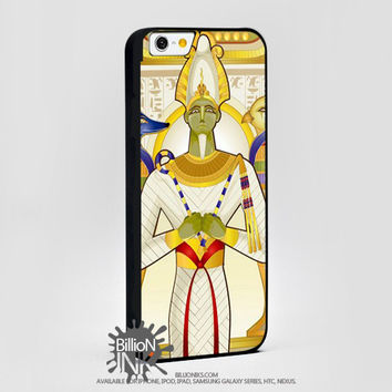 Isis Osiris Egyptian Goddess  For Apple, Iphone, Ipod, Samsung Galaxy Case