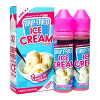 Drip Fried Ice Cream 120mL