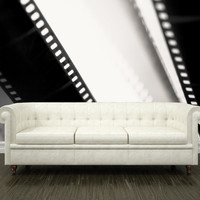Movie filmstrips Wall Mural | Eazywallz