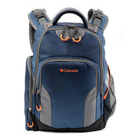 Columbia Summit Rush Backpack Diaper Bag - Navy