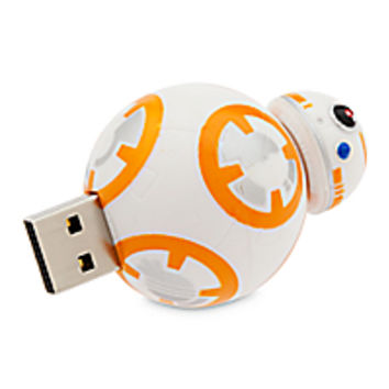 BB-8 4GB USB Flash Drive - Star Wars: The Force Awakens
