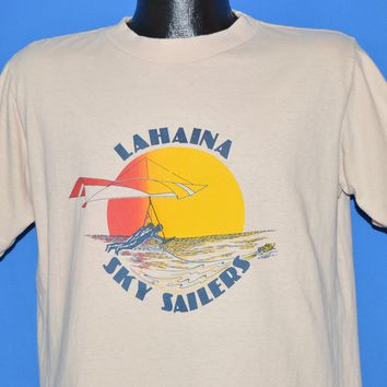 70s Lahaina Sky Sailers Tourist t-shirt Large