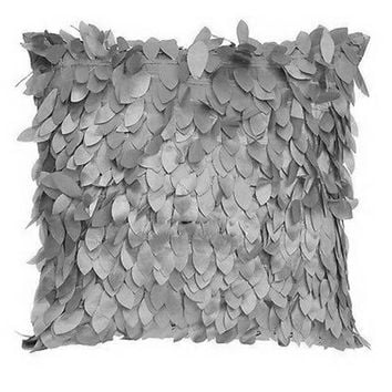 Fallen Leaves Feather Couch Home Decorative Throw Pillow Case Cover