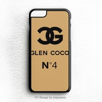 GLEN COCO MEAN GIRLS INSPIRED POSTER RAINBOW iPhone 6 Plus Case Wijayanty.com