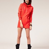 G-Star | G Star Seamed Sweatshirt Dress at ASOS