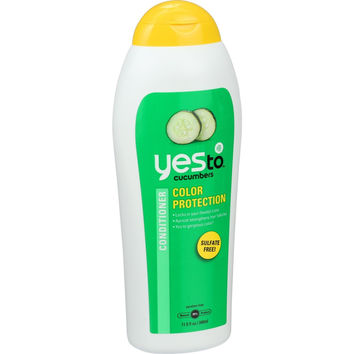 Yes to Cucumbers Conditioner - Color Protection - 11.5 oz