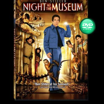 (DVD) Night at the Museum (Full Screen)