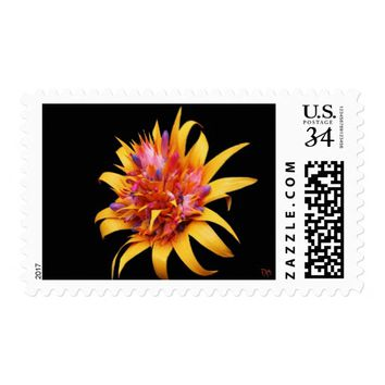 Exotic Floral Postage