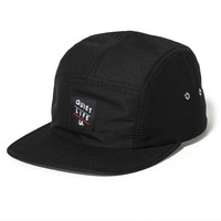 Quiet Life: Slant 5 Panel - Black
