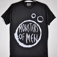 Of Monsters And Men Logo Nanna Bryndis Hilmarsdottir Ragnar Raggi Little Dark Gray Unisex T-Shirt S to 2XL