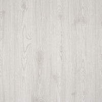 Sample Faux Wood Wallpaper in Soft Grey design by BD Wall