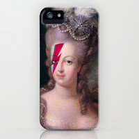 Marie Antoinette iPhone & iPod Case by lapinette