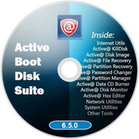 Active Boot Disk Suite 7.1.0 Portable Full Download