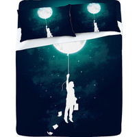 DENY Designs Home Accessories | Budi Kwan Take Me Away Sheet Set
