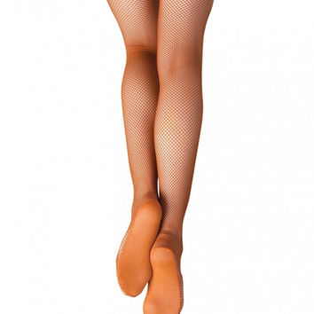 Professional Seamless Fishnet Tights 3000