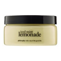 philosophy Iced Mint Lemonade Glazed Body Souffle (8 oz)
