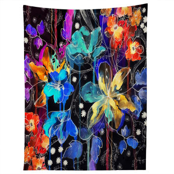 Holly Sharpe Lost In Botanica 2 Tapestry