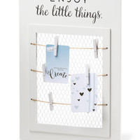Little Things Hanging Organizer - Wall Decor - T.J.Maxx
