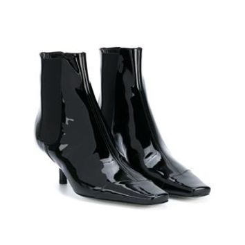 LOEWE | Patent Leather Chelsea Boots | Womenswear | Browns Fashion