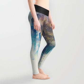 It´s your fault Leggings by HappyMelvin