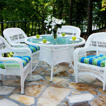 Tortuga Outdoor Portside 5Pc Dining Set