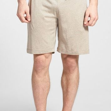 Men's Daniel Buchler Silk & Cotton Shorts