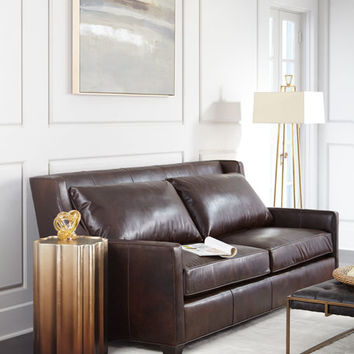 Banner Leather Sofa