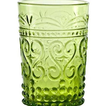 Provenzale Glass Collection | Apple Green